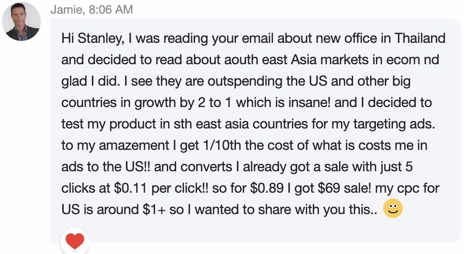 Thailand dropshipping