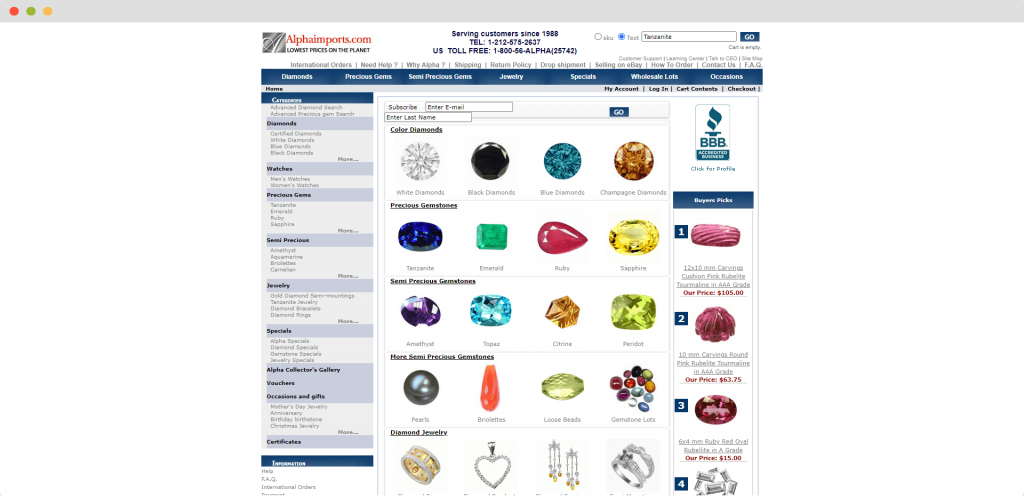 Figure 11 Dropshipping Supplier USA Alpha Imports