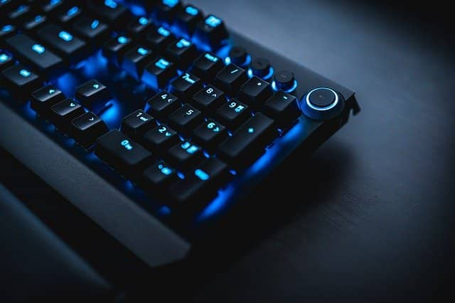 Gaming and computer