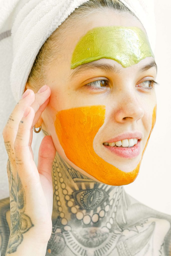Figure 16 Face masks