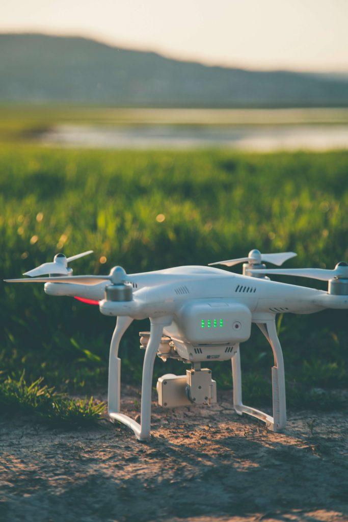 Figure 4 Drones