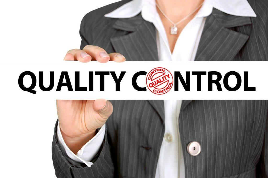 Figure 2 quality control