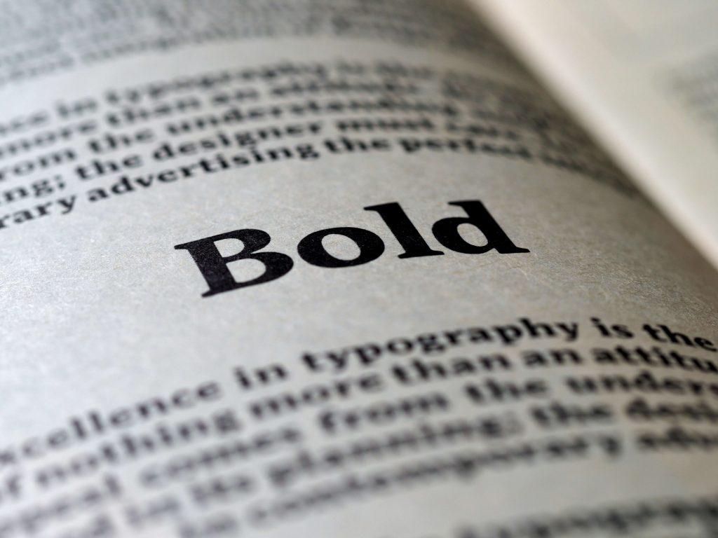 Figure 2 typography
