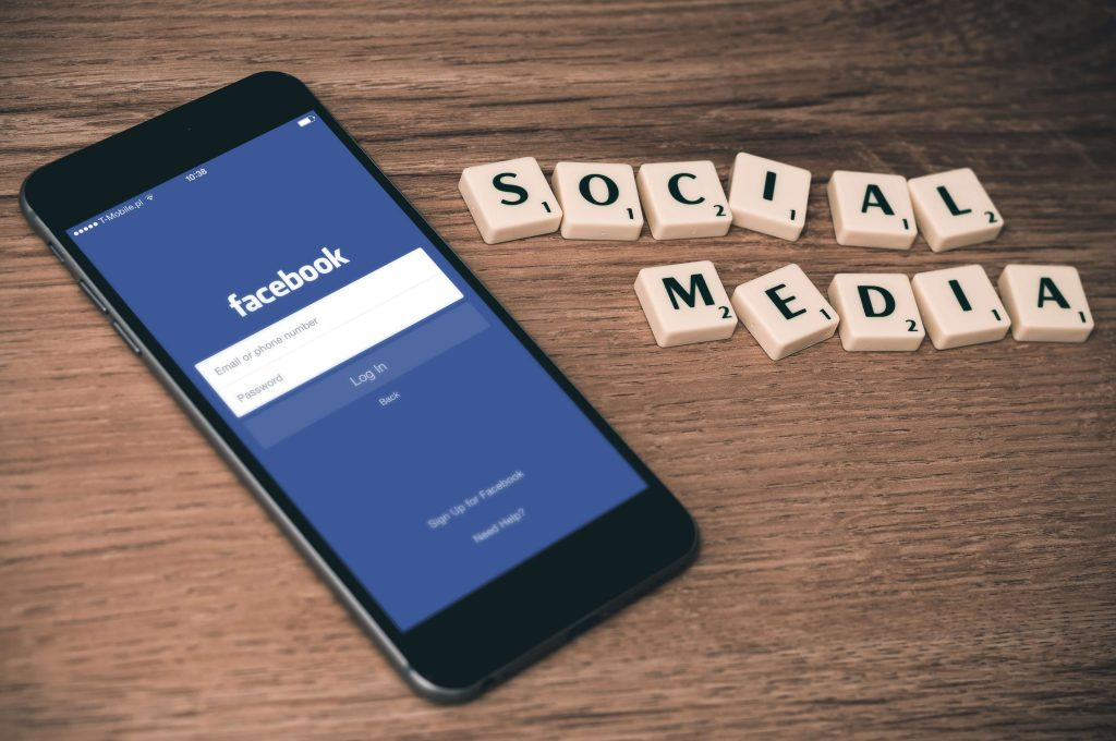 Figure 3 Social Media