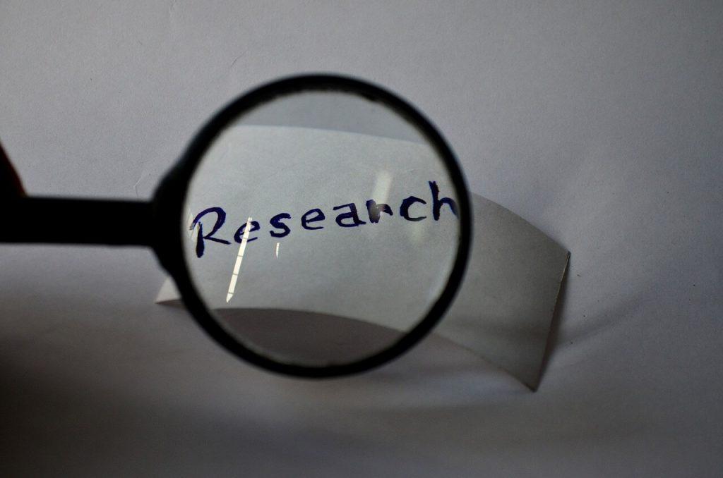 Figure 5 Research before hiring an AliExpress agent