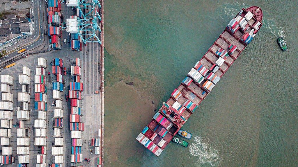 Figure 5 Sea Shipment
