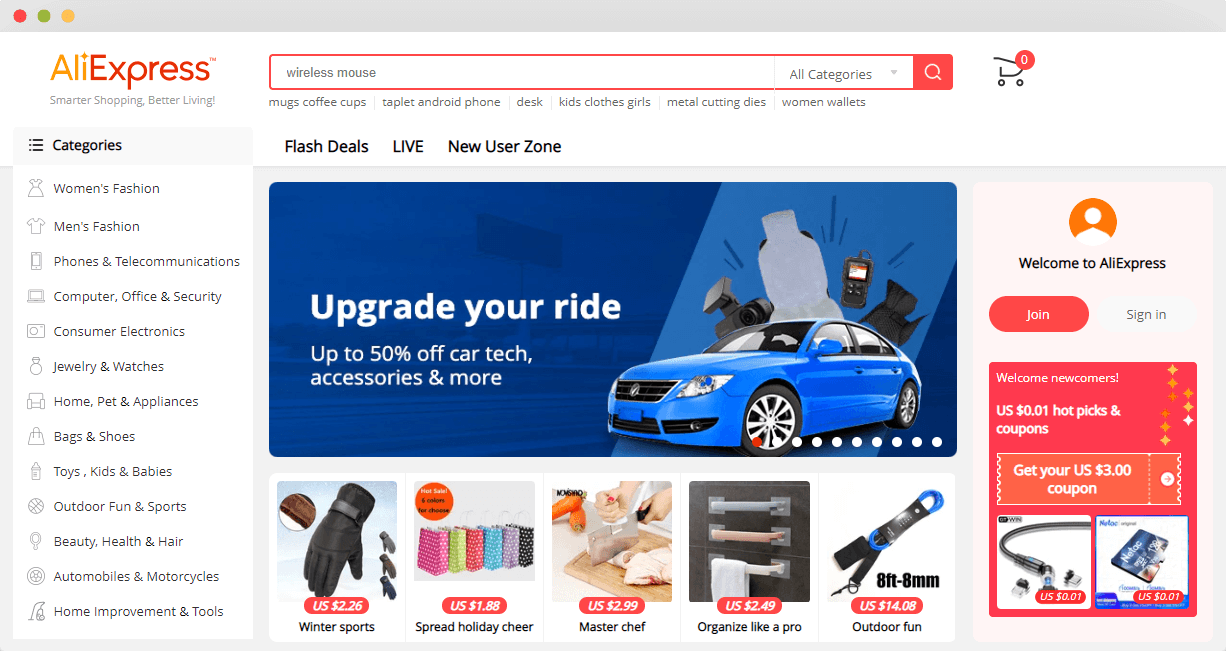 Figure 6 What's Better DHgate, Alibaba or Aliexpress