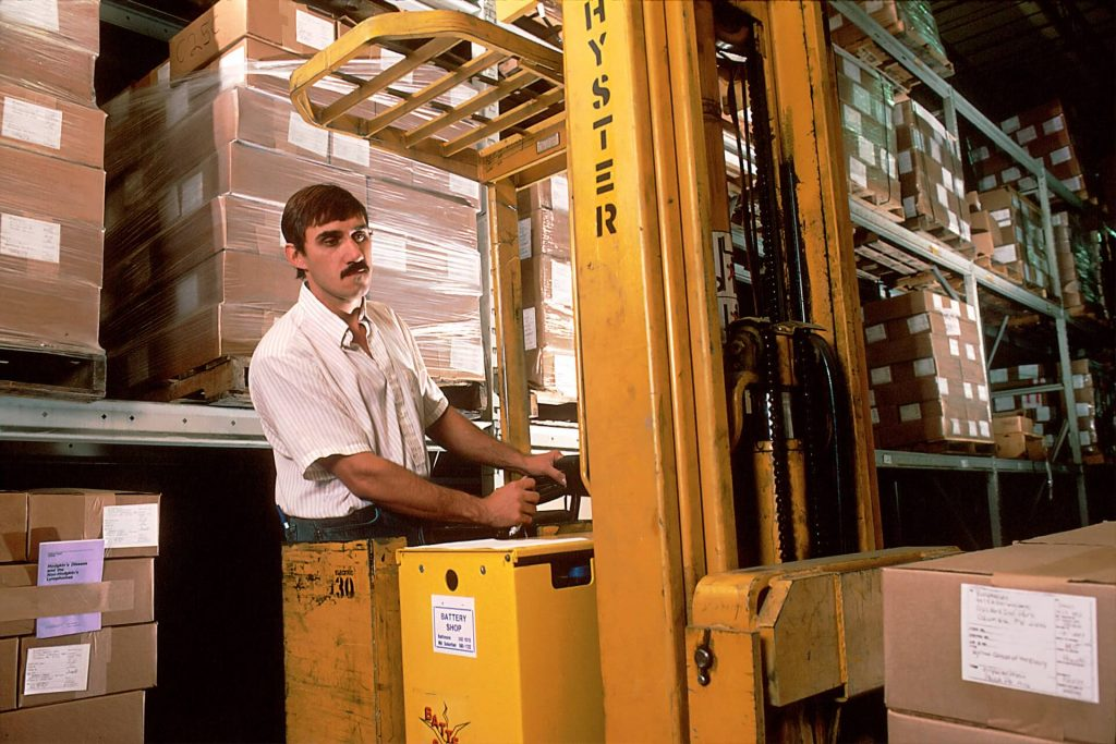 Figure 7 Fulfillment Center VS Distribution Center
