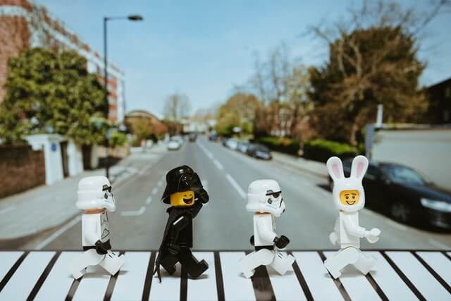 Figure 8 Sell Branded Products_Lego Beatles
