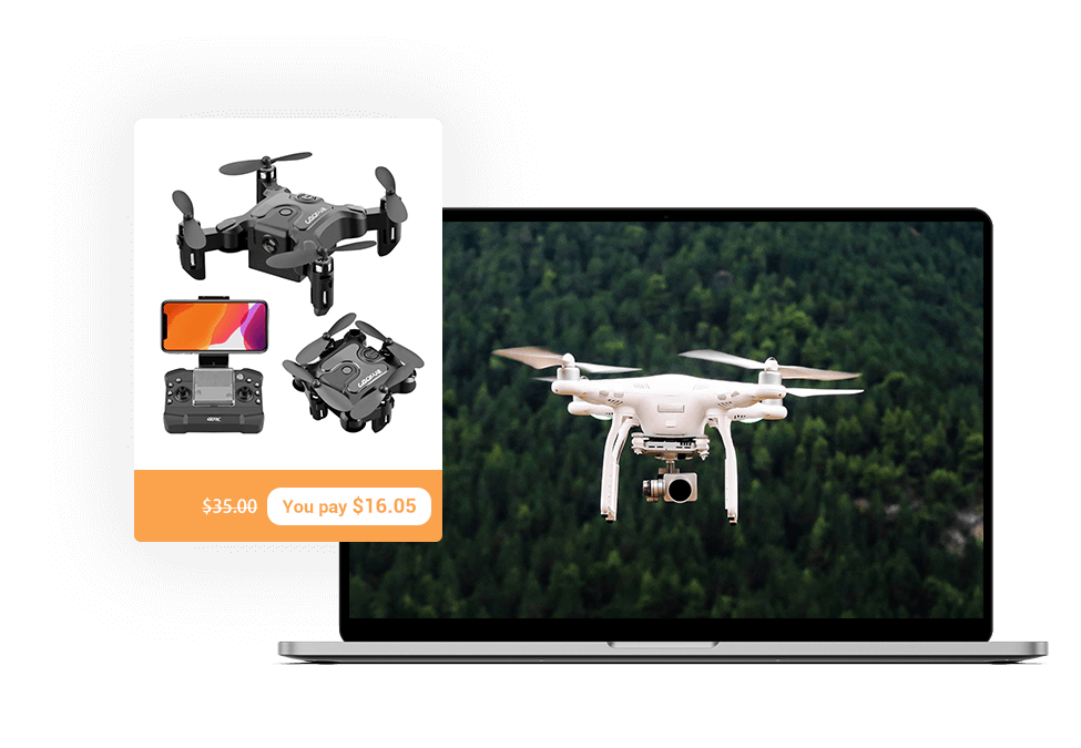 1-DROPSHIP AND SELL DRONES ONLINE