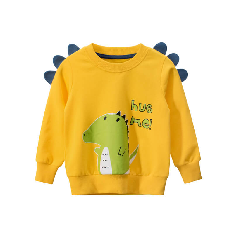 Dinosaur Baby Sweatshirt