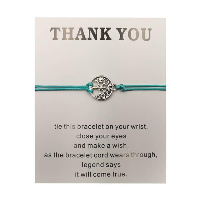 Life Tree Wish Bracelet