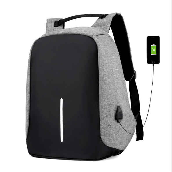 USB Charging Anti-Theft Laptop Backpack
