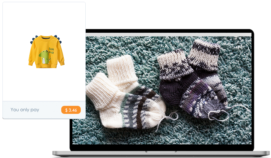 Wholesale and Dropship Baby Clothes