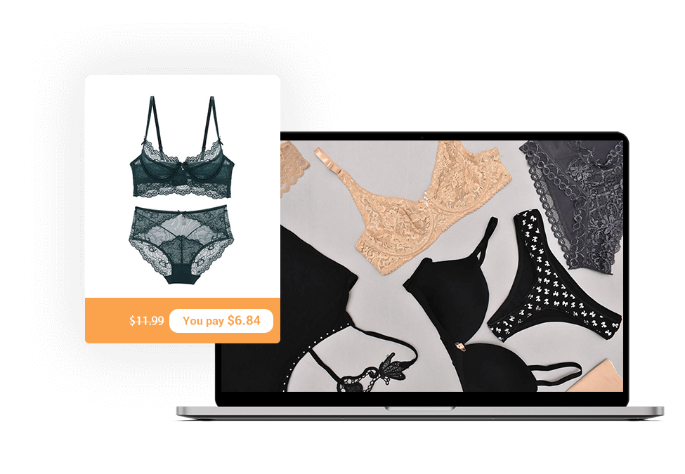 1 Dropship and Sell Lingerie Online