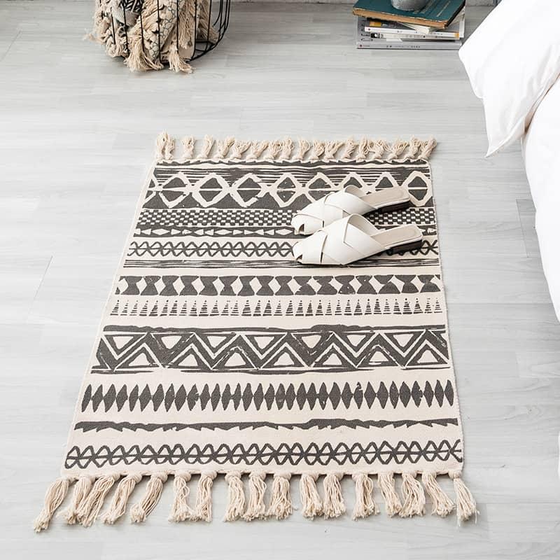 Bohemian Cotton Mat