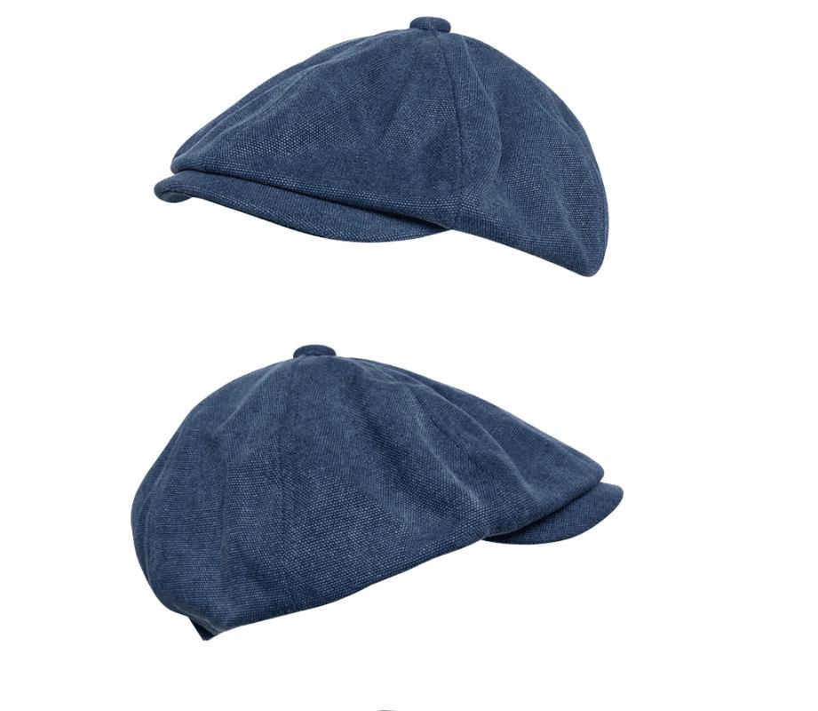 British Style Newsboy Hat