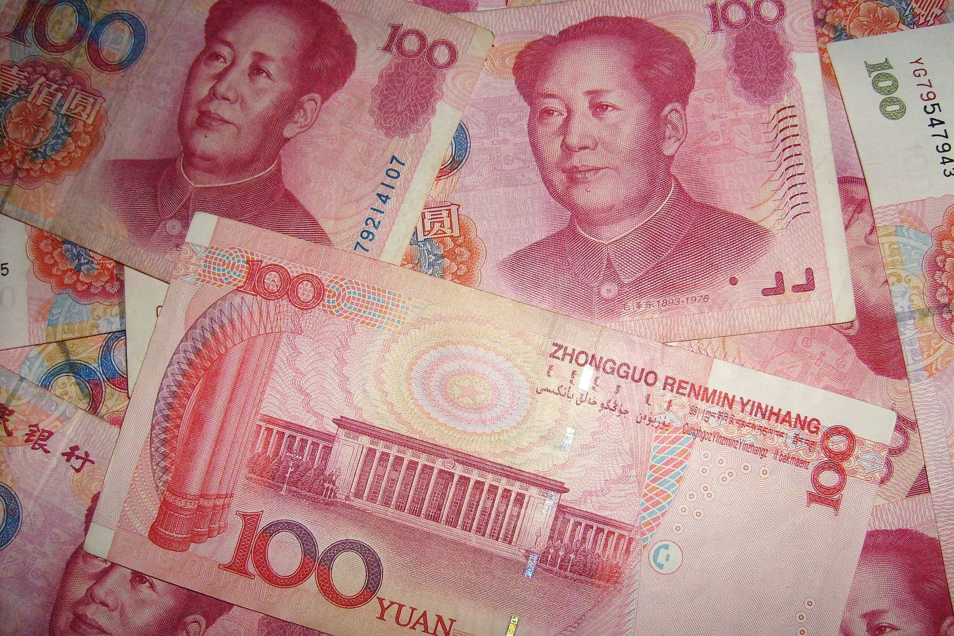 Figure 20 Chinese currency