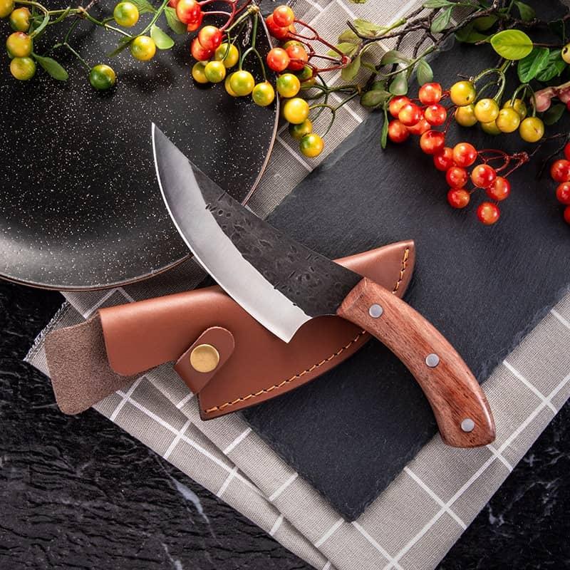 Forged Boning Kitchen Knife