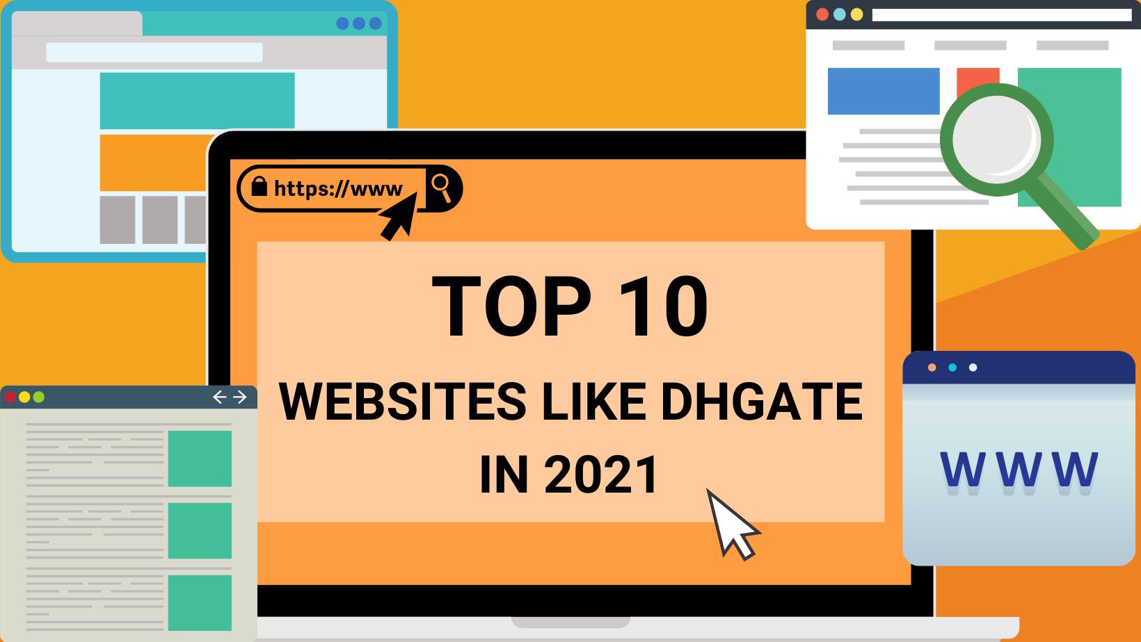 websites like dhgate