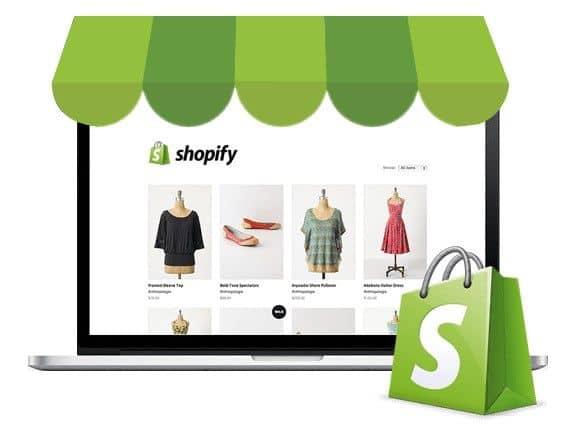 shopify dropshipping