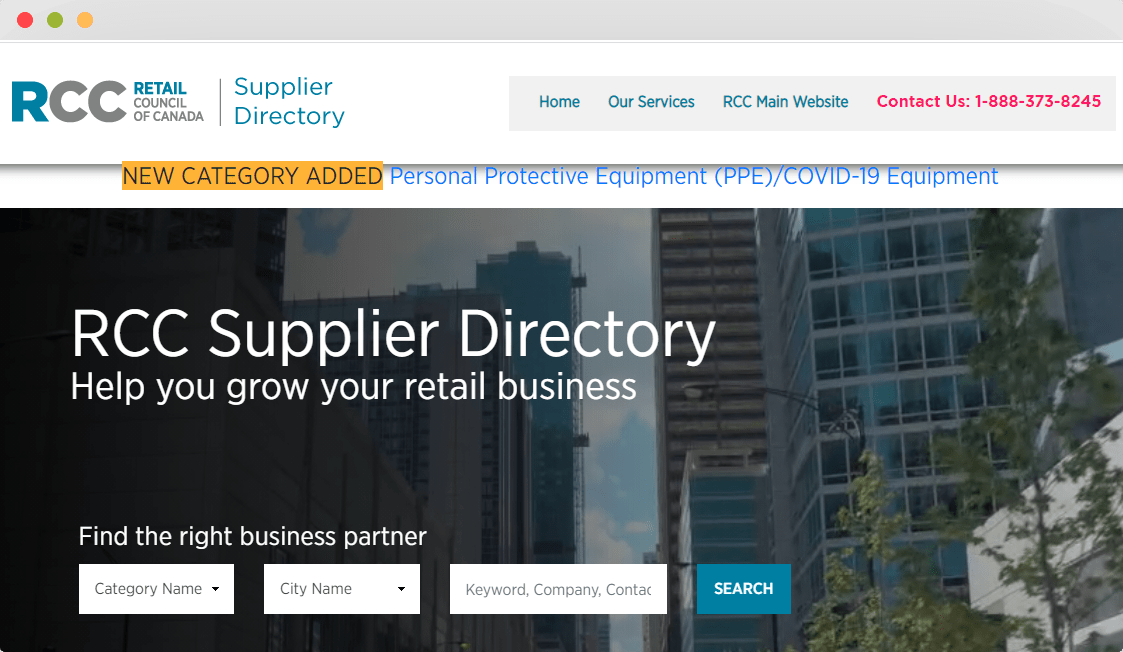 dropshipping suppliers canada