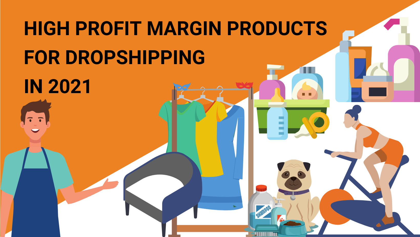 high profit margin products