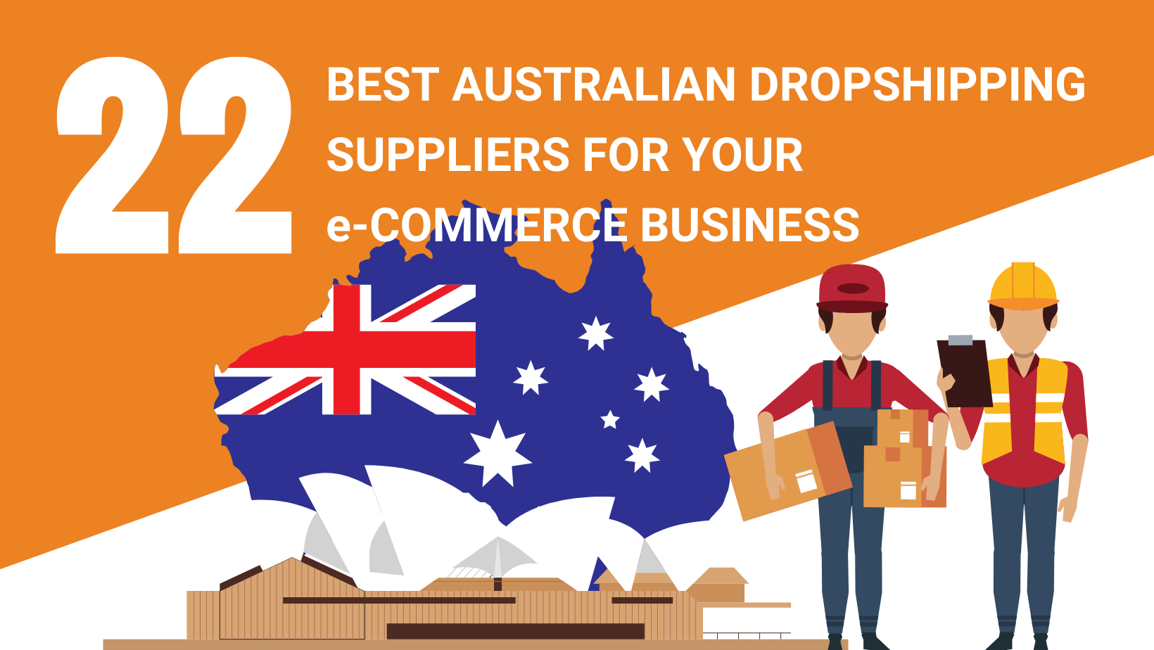 22 BEST AUSTRALIAN DROPSHIPPING SUPPLIERS FOR YOUR E-COMMERCE BUSINESS