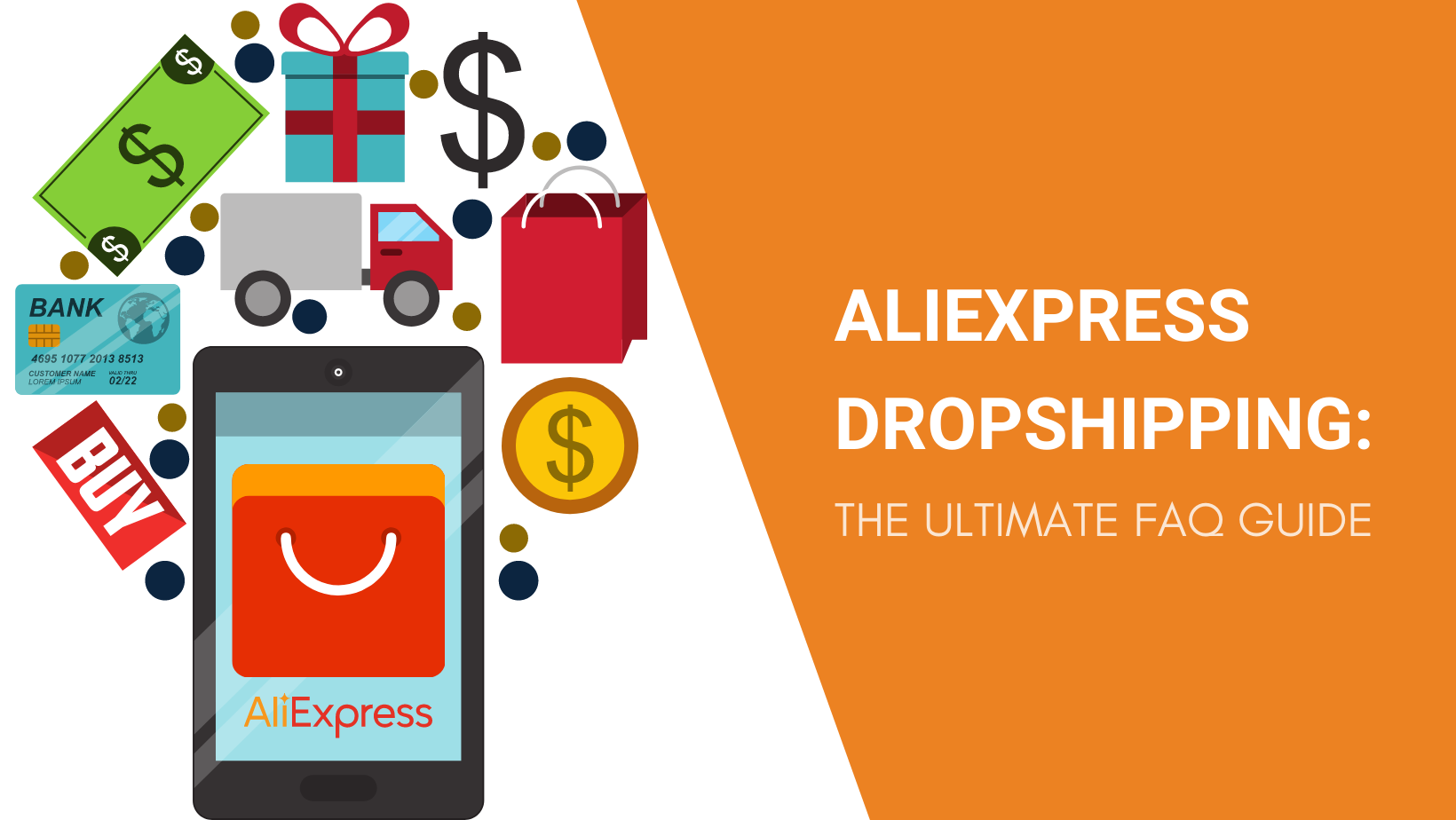 ALIEXPRESS DROPSHIPPING THE ULTIMATE FAQ GUIDE