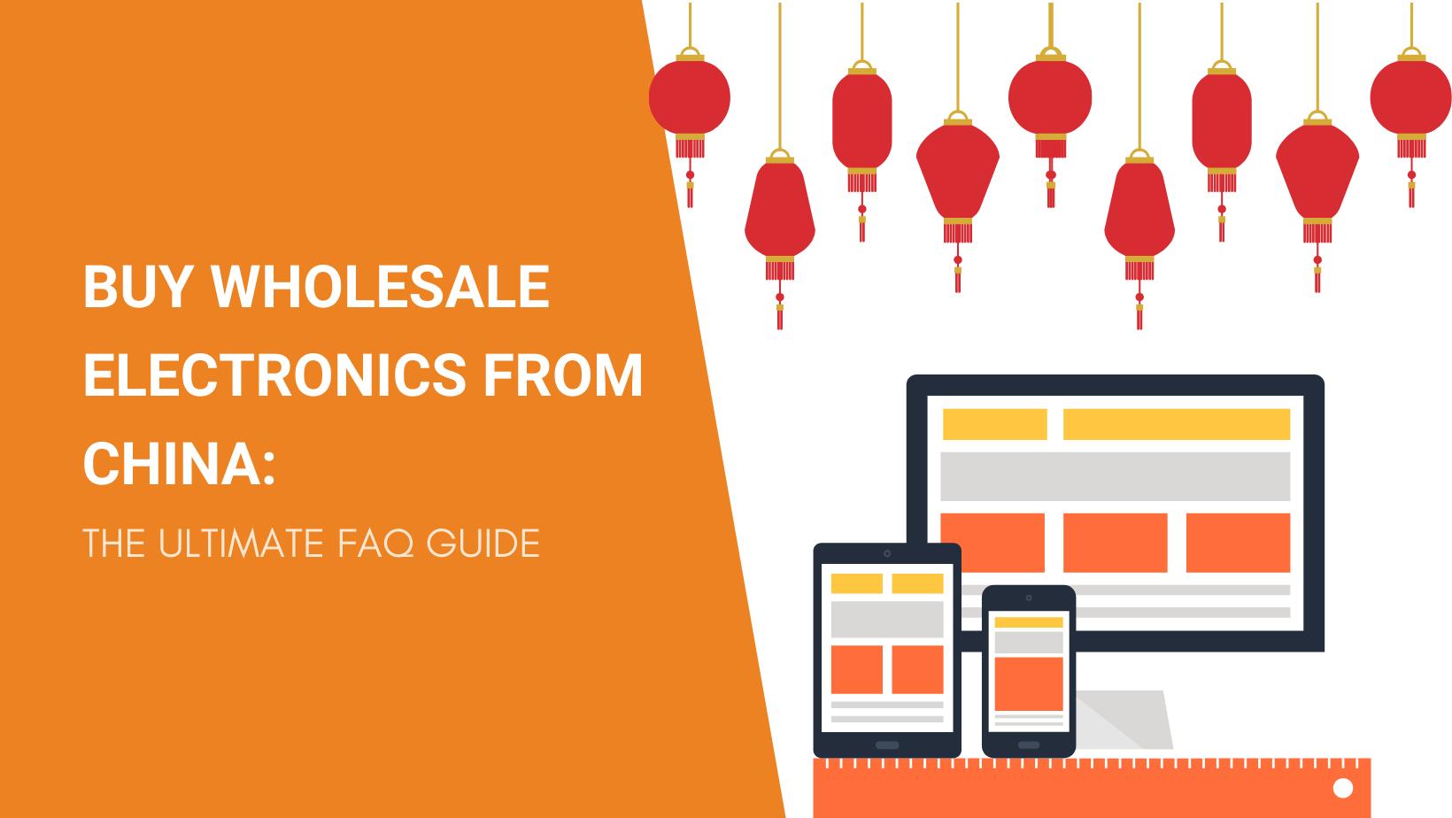 china wholesale electronics