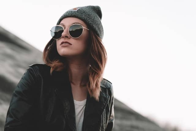 Figure 11 Woman Sunglasses
