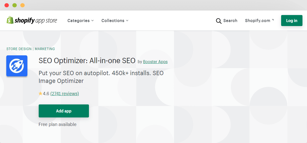 SEO Optimizer All in one SEO