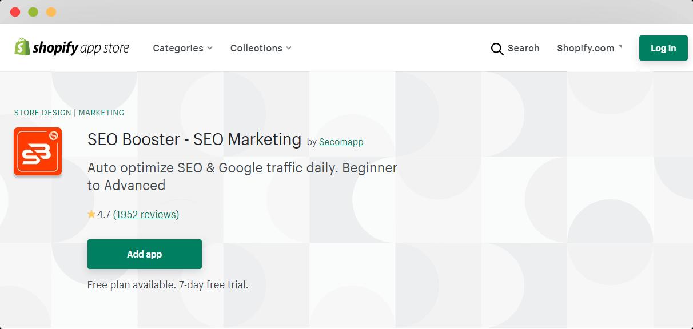 SEO Booster SEO Marketing