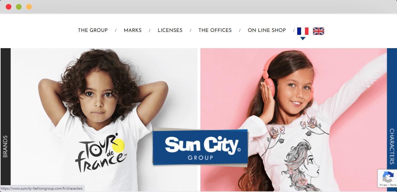 Figure 25 Suncity Fashion Group 2