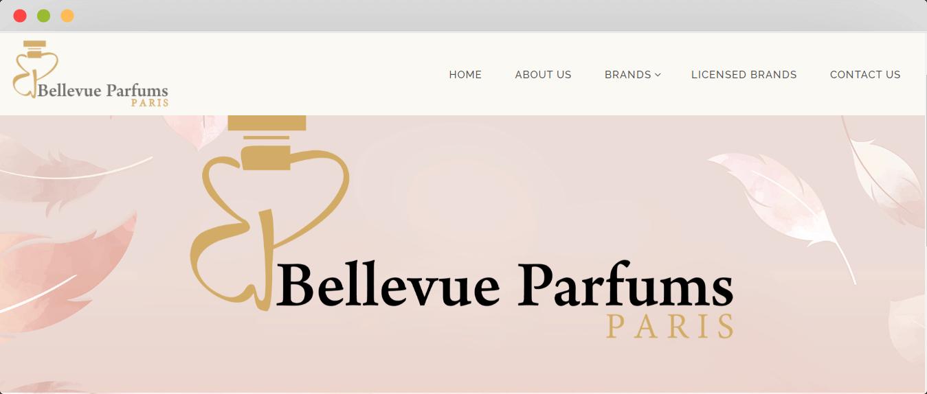 Figure 32 Bellevueparfums