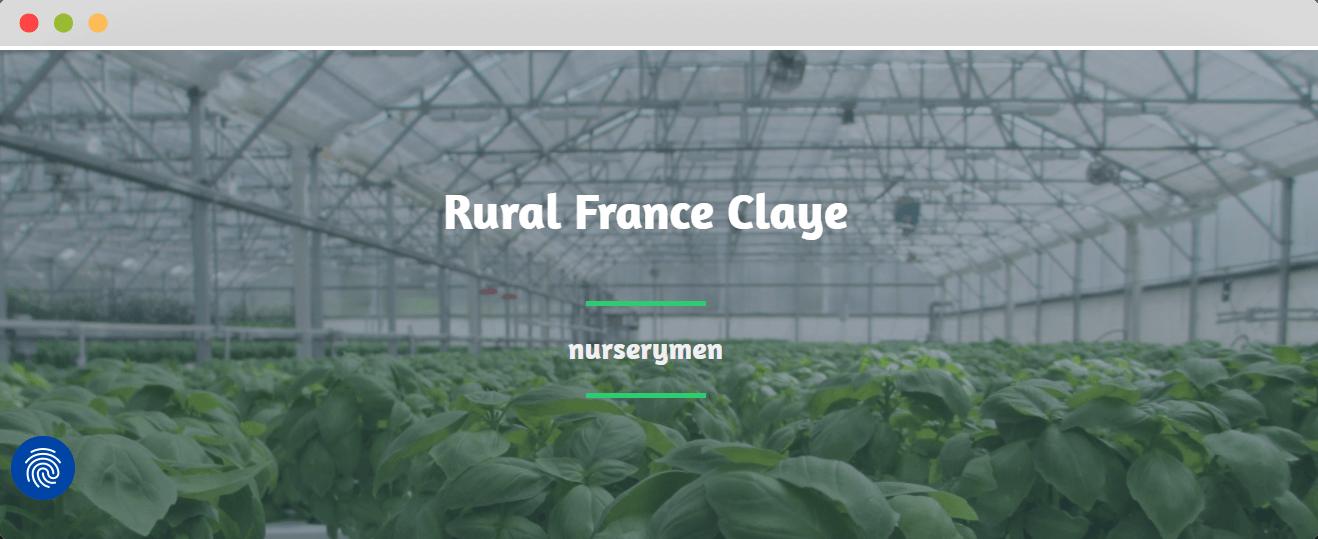 Figure 38 Rural France Claye