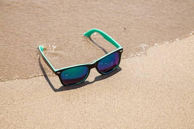 Figure 6 Plastic Frame Sunglasses