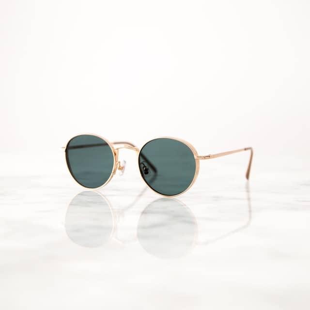 Figure 7 Metal Frame Sunglasses