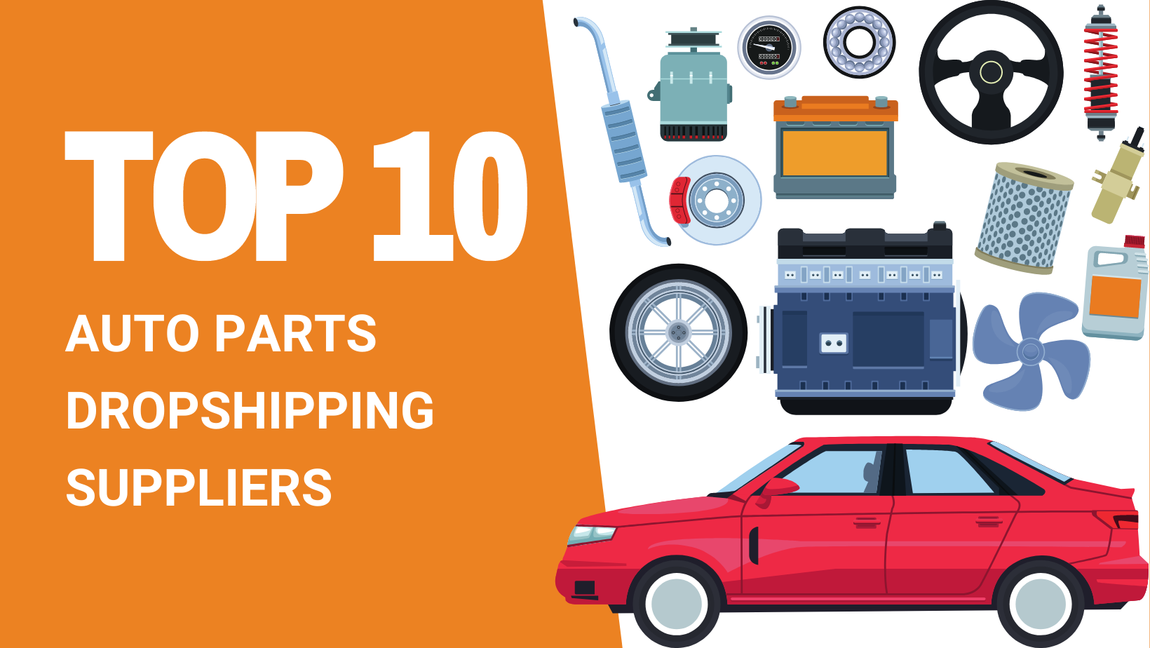 auto parts dropshipping suppliers