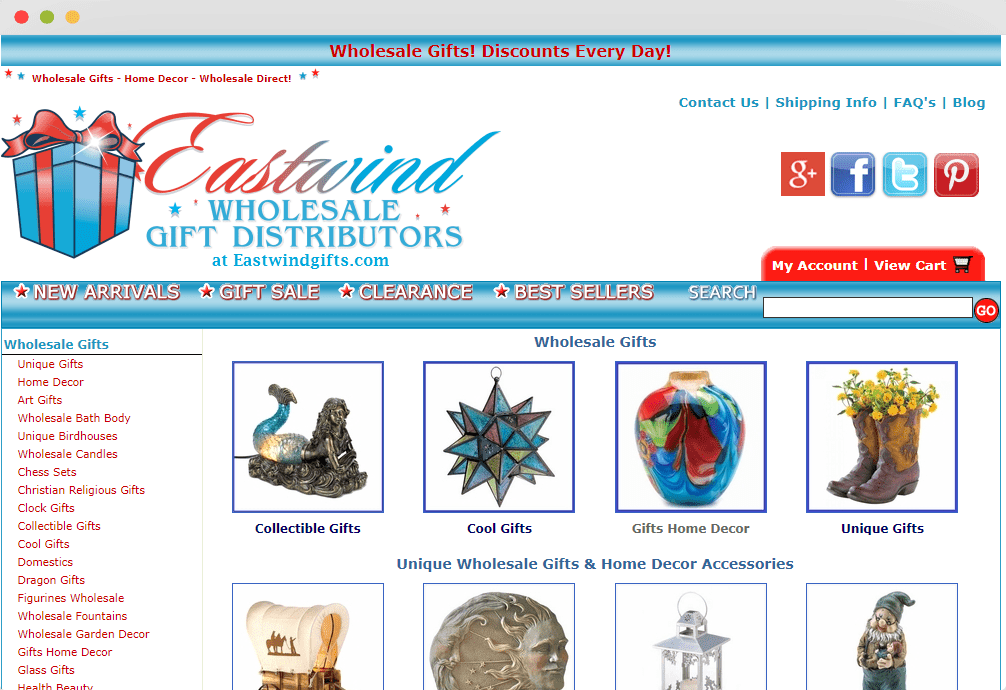 Eastwind Gifts