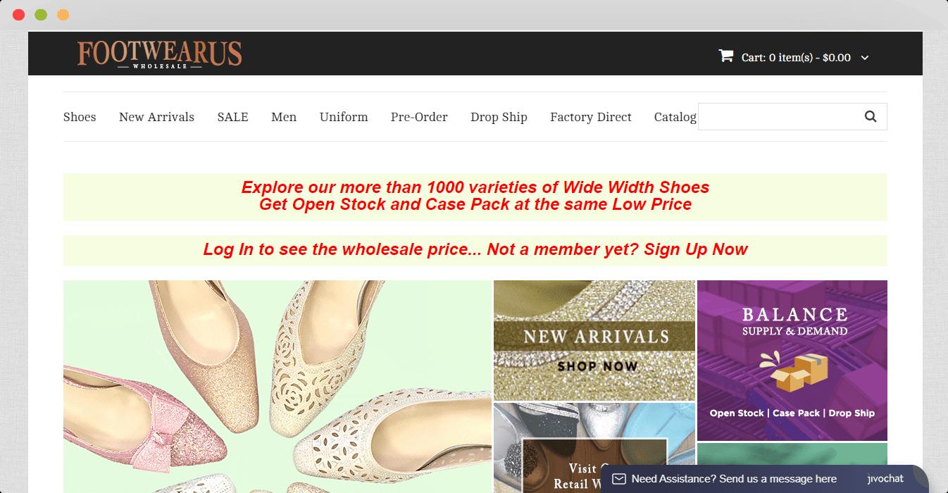 Footwear US