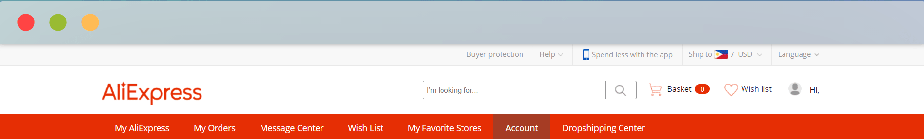 How to Find the Dropshipping Center on Your Account