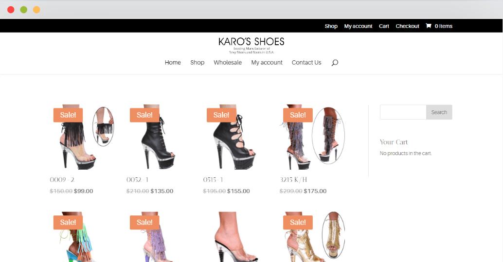 Karo's Shoes