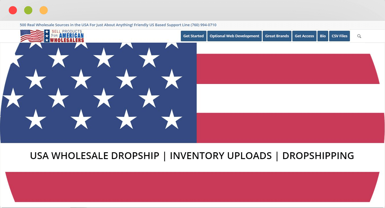 Wholesale Right Now