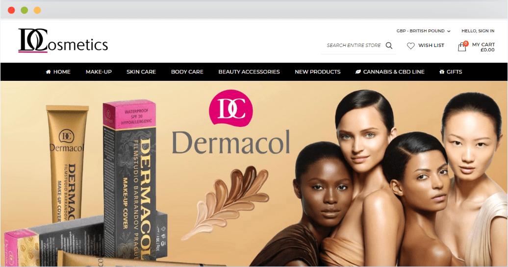 Dermacol Cosmetics
