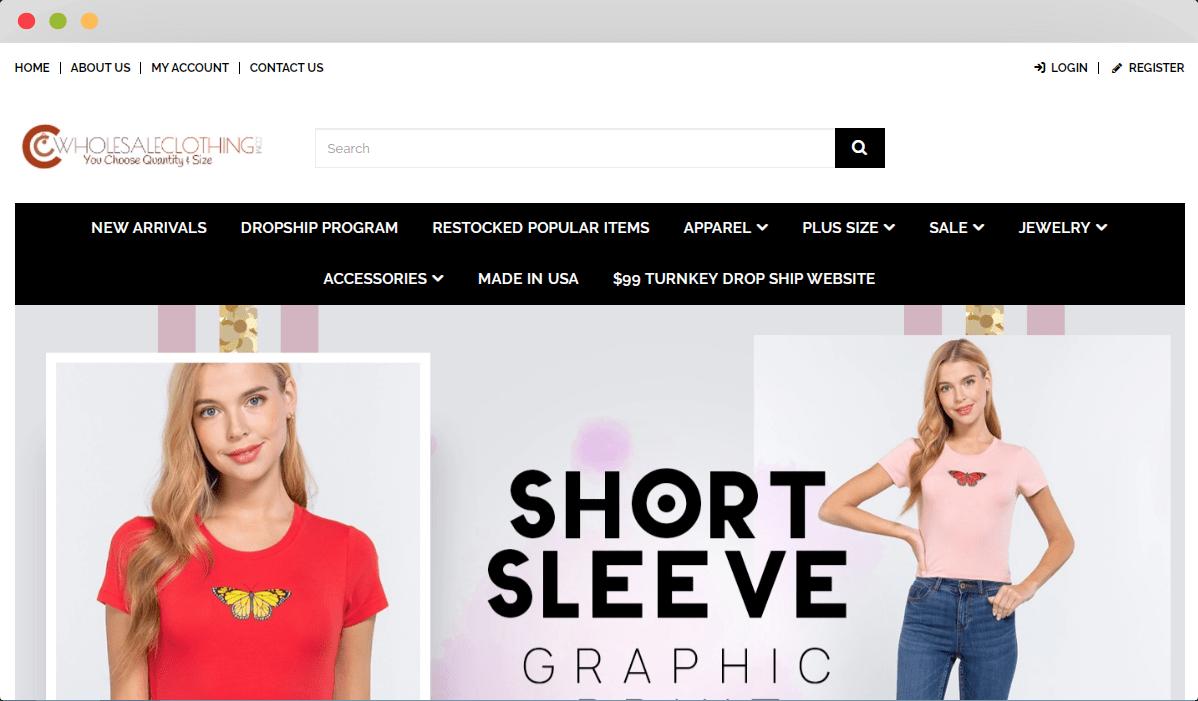 CC Wholesale Clothing