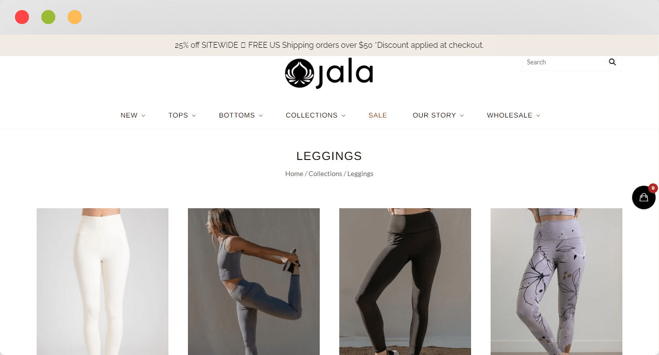 Jala Wholesale