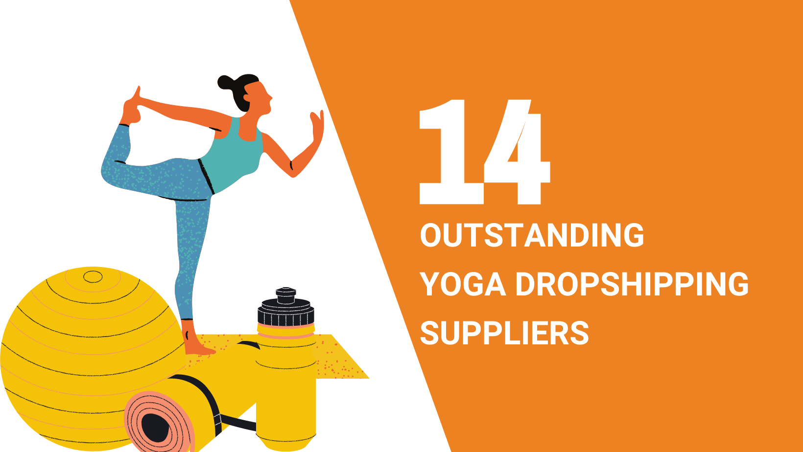 14 OUTSTANDING YOGA DROPSHIPPING SUPPLIERS