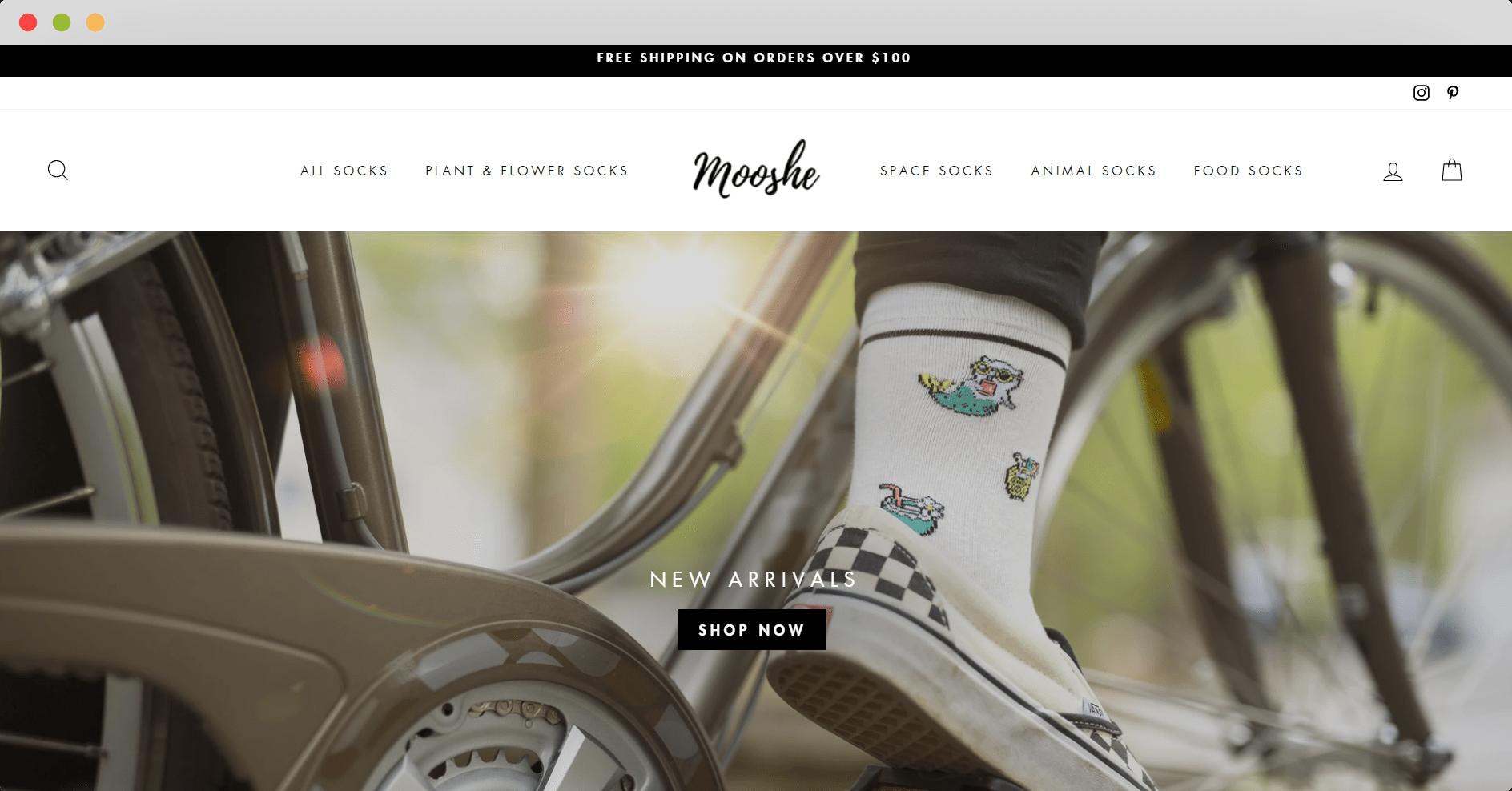 Mooshe Socks