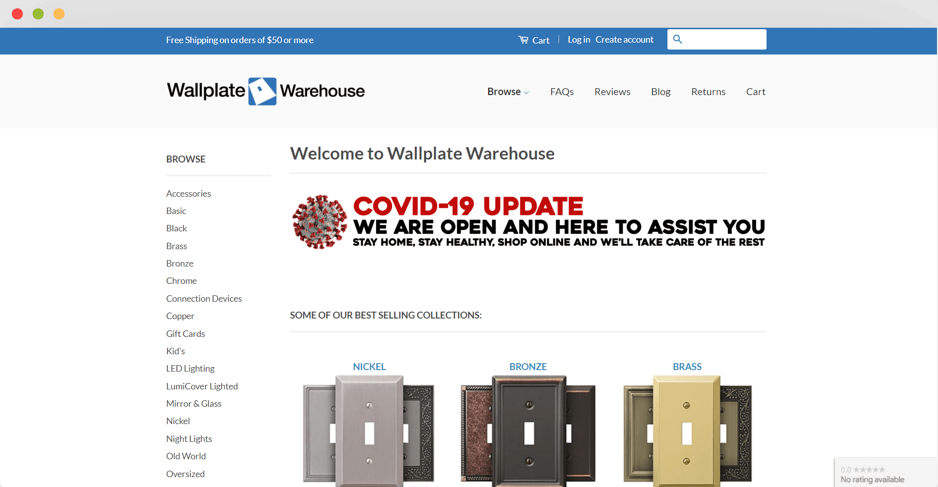 WallPlate Warehouse